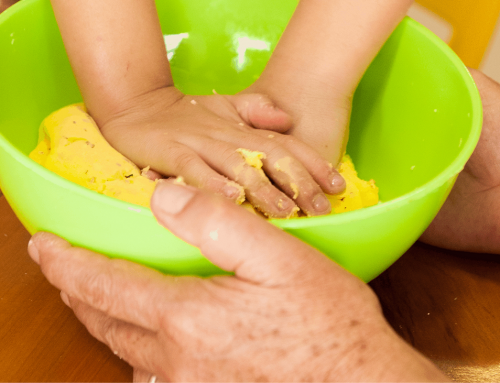 Cozinhando com Seu Filho